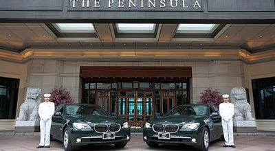 Photo of Hotel The Peninsula Bangkok at 333 Charoen Nakhon Rd., Khlong San 10600, Thailand