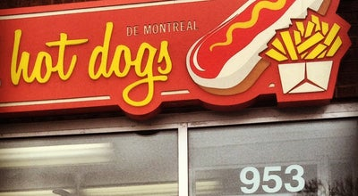Photo of American Restaurant Decarie Hot Dog at 953 Decarie, Montreal H4L 3M3, Canada