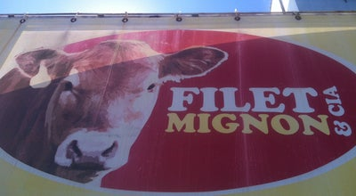 Photo of Steakhouse Filet Mingon & CIA at Rua Praia De Itapua, Lauro De Freitas, Brazil