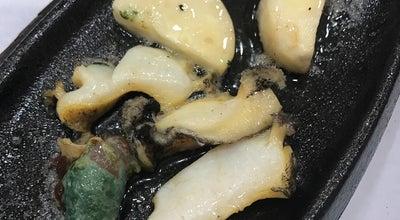 Photo of Sushi Restaurant 동백섬횟집 at 해운대구 해운대해변로209번나길 17, 부산광역시, South Korea