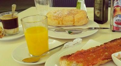 Photo of Cafe Cafetería Mirador Lo Torrent at C/ Villafranqueza, 54, San Vicente del Raspeig 03690, Spain