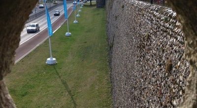 Photo of Historic Site City Wall at Canterbury, United Kingdom