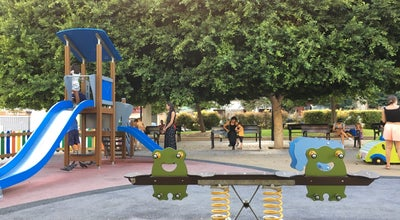 Photo of Playground Plaza Navarro Rodrigo at Plaza De Navarro Rodrigo, Alicante 03007, Spain