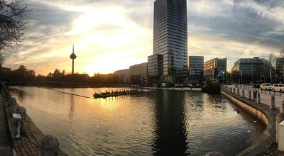 Photo of Lake See am Mediapark at Mediapark, Köln 50670, Germany