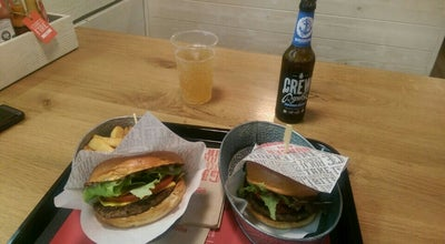 Photo of Burger Joint Burger Bros at Am Hauptbahnhof 1, Ug1, Top 81, Vienna 1100, Austria