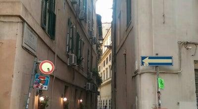 Photo of Vegetarian / Vegan Restaurant camBio vita at Via Del Governo Vecchio 54/55, Roma, Italy
