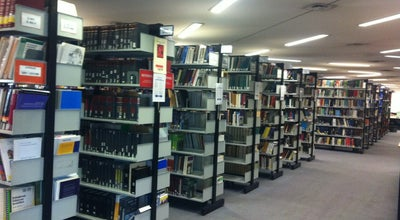 Photo of College Library Goldsmiths Library at Rutherford, New Cross SE14 6NW, United Kingdom