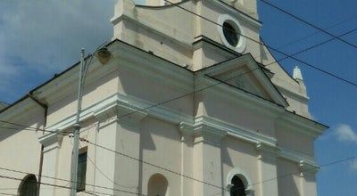 Photo of Church Базиліка Воздвиження Всечесного Хреста at Вул. Бетховена, 4/5, Чернiвцi 58008, Ukraine