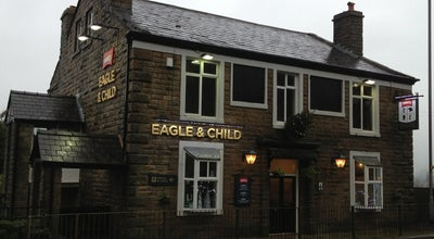 Photo of Gastropub Eagle & Child at 3 Whalley Rd, Ramsbottom BL0 0DL, United Kingdom