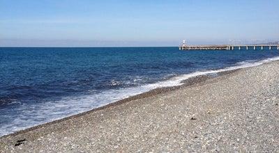 Photo of Beach Лазаревское at Russia
