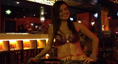 Photo of Hookah Bar RA Restaurant & Bar at Shop 1, G/f, Wing On Plaza, 62 Mody Rd, Tsim Sha Tsui, Hong Kong