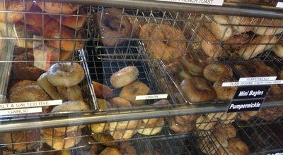 Photo of Bagel Shop Bricktown Bagel & Cafe at 51-06 Vernon Blvd, Long Island City, NY 11101, United States
