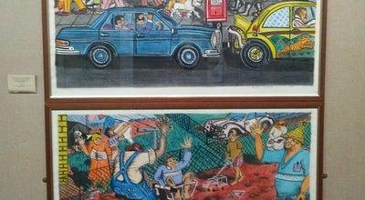 Photo of Art Gallery Nelson Mandela Metropolitan Art Museum at Park Drive, Port Elizabeth, South Africa