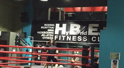Photo of Boxing Gym Boxing Hybrid Evolution Fitness Club at 3rd, Quezon City 1114, Philippines