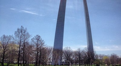 Photo of Monument / Landmark Gateway Arch at Jefferson National Expansion Memorial, St Louis, MO 63102, United States