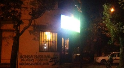 Photo of Sushi Restaurant Bonsai Sushi Delivery at 18 De Sept 210, Chile