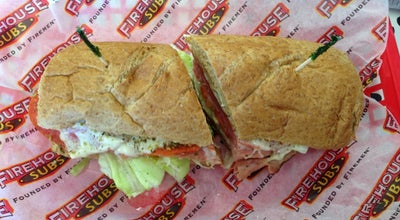 Photo of Sandwich Place Firehouse Subs at 18500 Veterans Blvd, Port Charlotte, FL 33954, United States