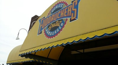 Photo of Burger Joint Fuddruckers at 2910 8th St. E., Saskatoon, SK S7H 0W1, Canada