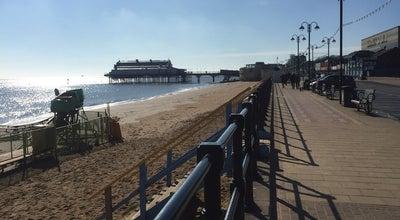 Photo of Beach Cleethorpes Promenade at Meggies, United Kingdom