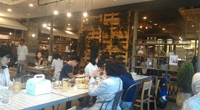 Photo of Italian Restaurant Rooftop by Tasting Room at 강남구 압구정로 343, 서울특별시 135-902, South Korea
