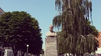 Photo of Monument / Landmark Памятник генералу Горбатову at Бул. Победы, Орёл, Russia