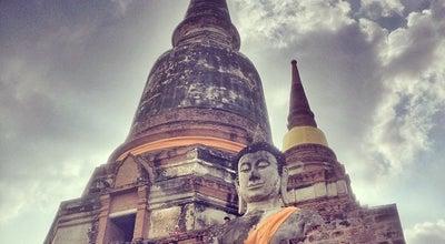 Photo of Buddhist Temple วัดใหญ่ชัยมงคล (Wat Yaichaimongkol) at 40/3 Moo 3, Phai Ling 13000, Thailand