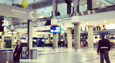 "Photo of Airport Aeroporto di Bari Palese ""Karol Wojtyla"" (BRI) at Viale Enzo Ferrari, Bari 70128, Italy"