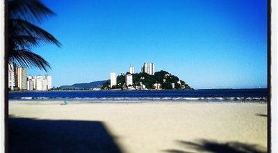Photo of Beach Praia do Gonzaguinha at Pr. Do Gonzaguinha, São Vicente, Brazil