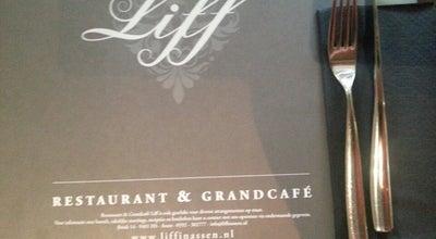 Photo of Diner Restaurant Grandcafé Liff at Brink 14, Assen 9401 HS, Netherlands