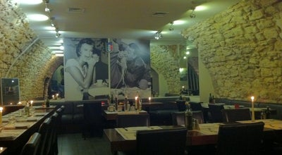 Photo of Italian Restaurant Aqua i Wino at Wiślna 5, Kraków, Poland