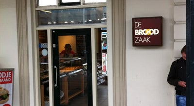 Photo of Sandwich Place De Brooodzaak at Stationsplein 2, Leeuwarden, Netherlands