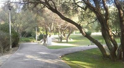 Photo of Park Parco Monte Urpinu at Via Enrico Sanjust, Cagliari, Italy