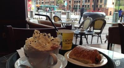 Photo of Coffee Shop Caffe Nero at Cardiff CF10 2HQ, United Kingdom