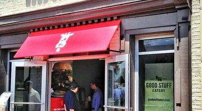 Photo of Burger Joint Good Stuff Eatery at 3291 M St Nw, Washington, DC 20007, United States
