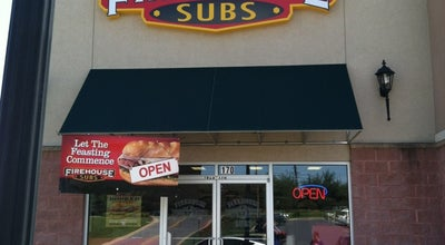 Photo of Sandwich Place Firehouse Subs at 1820 Evelyn Byrd Ave, Harrisonburg, VA 22801, United States