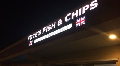Photo of Fish and Chips Shop Pete's Fish & Chips at 311 Del Prado Blvd S, Cape Coral,, Cape Coral, FL 33990, United States