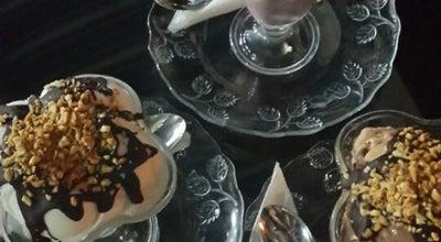 Photo of Ice Cream Shop Melis Pastanesi at Hürriyet Mah. Faik Tokluoğlu Bul. No:4/a, İzmir 35900, Turkey