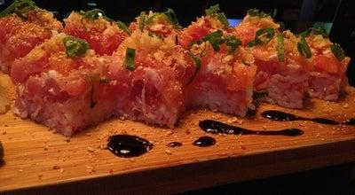 Photo of Sushi Restaurant Tsuru's Sushi Bar at Rua França, 8, Brusque 88352-030, Brazil