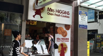 Photo of Bakery Mrs Higgins Oven Fresh Cookies at 268 Queen St, Auckland 1010, New Zealand