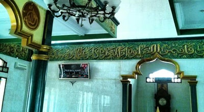 Photo of Mosque Masjid BAITUL MU'MININ at Jl. Raya Cilegon, Serang, Indonesia
