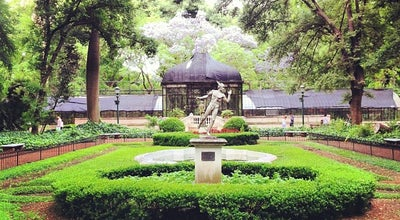 "Photo of Botanical Garden Jardín Botánico ""Carlos Thays"" at Av. Santa Fe 3951, Ciudad de Buenos Aires C1425BHN, Argentina"