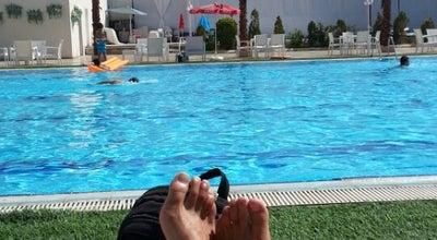 Photo of Pool Flamingo De Luxe - Yüzme Havuzu at Mimarsinan Mah. Nefi Cad. Batman Sok. No:1, Kayseri, Turkey