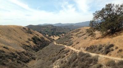 Photo of Trail Cheeseboro Canyon at Agoura Hills, CA 91301, United States