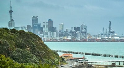 Photo of Beach Okahu Bay at Okahu Bay, Auckland, New Zealand