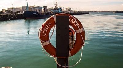 Photo of Pier North Wharf at Jellicoe Street, Auckland, New Zealand