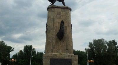 Photo of Monument / Landmark Памятник Петру I at Пл. Петра Великого, Липецк, Russia