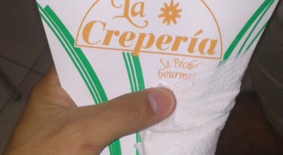 Photo of Dessert Shop La Crepería - Le Péche Gourmet at Plaza Galerías, Campeche, Mexico