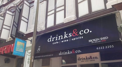 Photo of Wine Bar Drinks & Co. at 44 Club Street, Singapore 069421, Singapore
