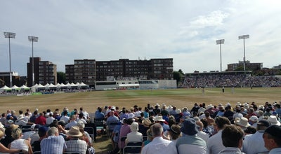 Photo of Cricket Ground The County Cricket Ground at Eaton Rd, Hove BN3 3AN, United Kingdom