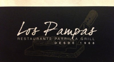 Photo of Steakhouse Los Pampas at Torremolinos, Spain